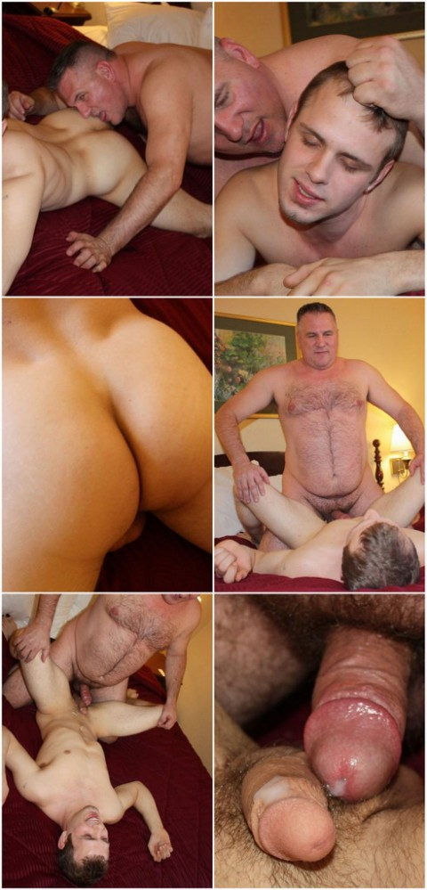 Daddy Mugs Barebacks Jimmy