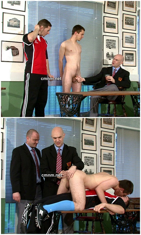 Extreme Sex Practice With Pervy Managers
