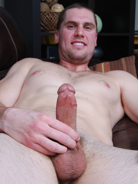 Exhibitionist Hetero Californian Jock Craig