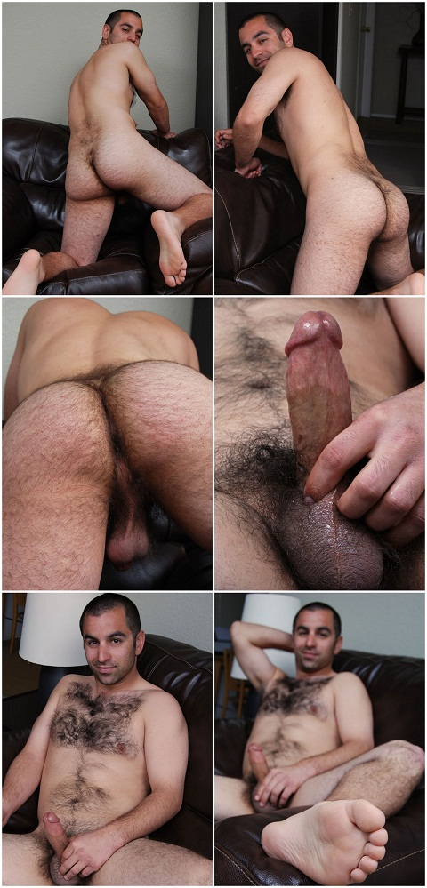 "Hairy ""Jack Off Machine"" Vince"