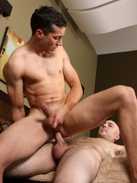 Chaosmen Silas & Tatum's Hot Cock Sucking & Rimming
