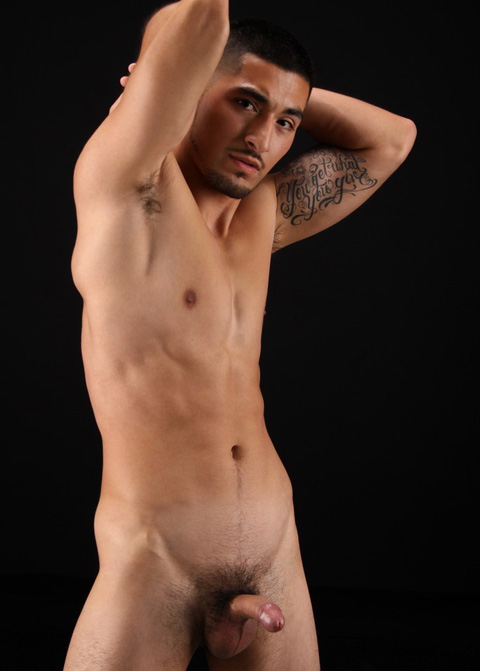 Chaosmen Uncut and Sexy Latino Hunk