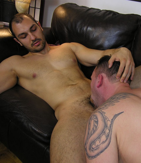 New York Straight Men Straight Serbian Srdjan's Huge Cock