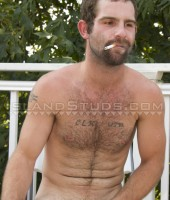 Island Studs - Married Furry Blue Collar Dad